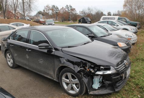 wrecked car before and after 7 things you must consider before buying crashed cars