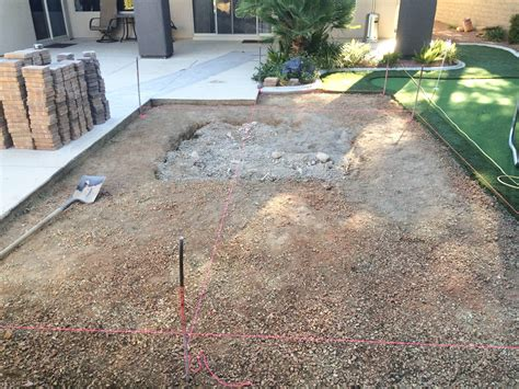 installing pavers in backyard how to install patio pavers home interior eksterior
