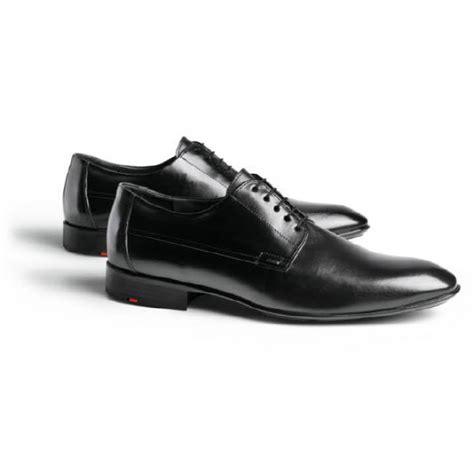 Jaime Shoes by Lloyd Jaime Plain Toe Shoes Black Mensdesignershoe
