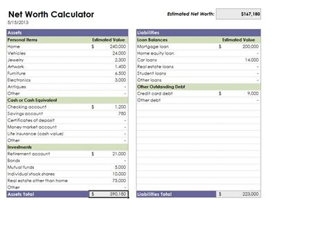 intrinsic value calculator excel template intrinsic value calculator exceldownload free software