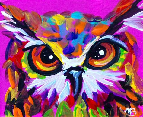colorful owls 25 best ideas about colorful owl on cool