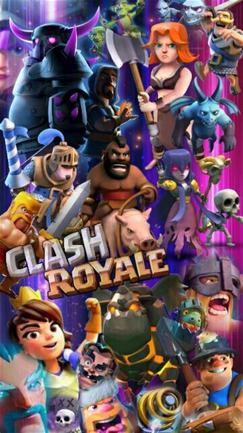 imagenes cool de clash royale fondo de pantalla clash royale by eli21perez on deviantart
