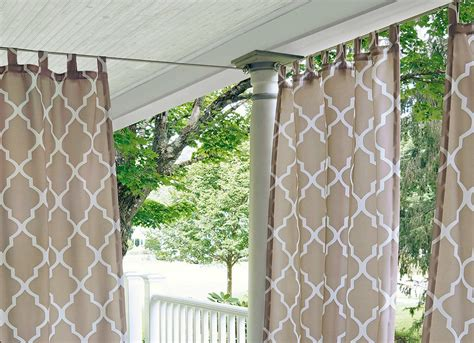 buy outdoor curtains outdoor curtains curb appeal ideas for under 50 bob vila