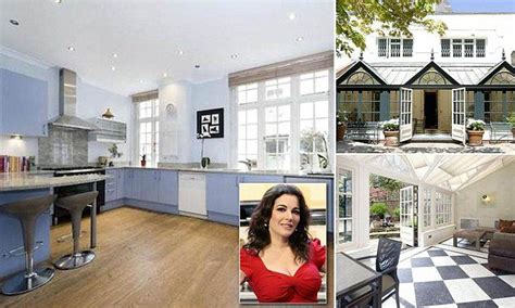 Inside Nigella Lawson's kitchen   and the rest of her new