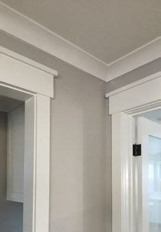 Replacing Interior Doors Without Frame Replacing The Door Trim With Thick Craftsman Trim The Chunky Look Diy Diy