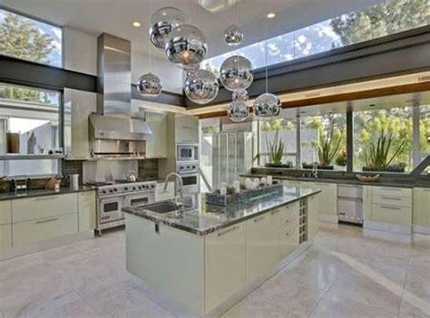 famous kitchens ashton kutcher from amazing celebrity kitchens celebrity