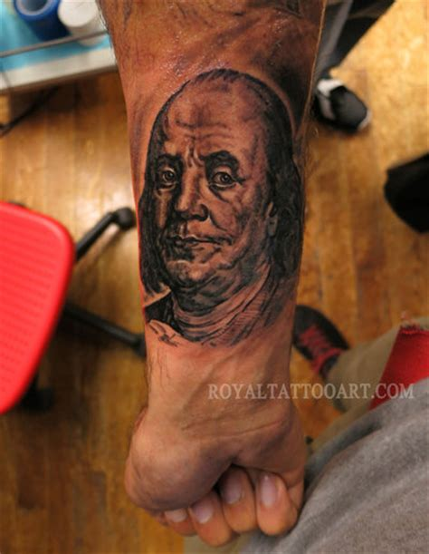 benjamin franklin tattoos 3d tattoos and designs page 146