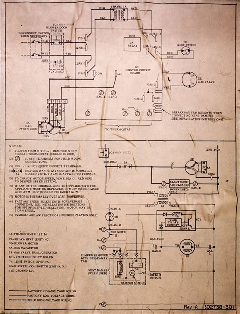 furnace limit switch wiring diagram 28 images air