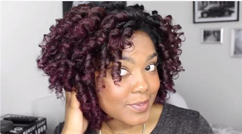 heatless hairstyles black hair awesome heatless curl method using curl formers to create