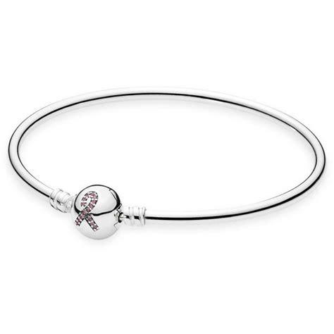 Bracelet Pandora 590725CZS   Bracelet Jonc Ruban Rose Femme sur Bijourama, référence des bijoux