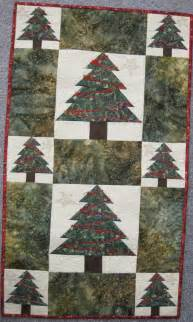 free quilting patterns for christmas tree images
