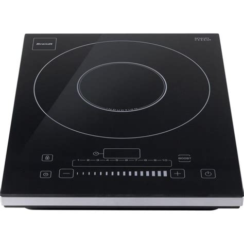 What Is An Induction L by Imenager Plaque De Cuisson Induction Brandt Ti 2001s