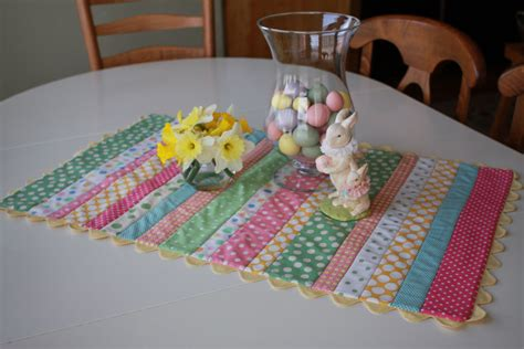 easy table runner easy easter table runner pictures photos and images for
