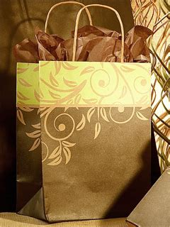 paper shopping bag pattern antigua pattern recycled kraft paper shopping bags with
