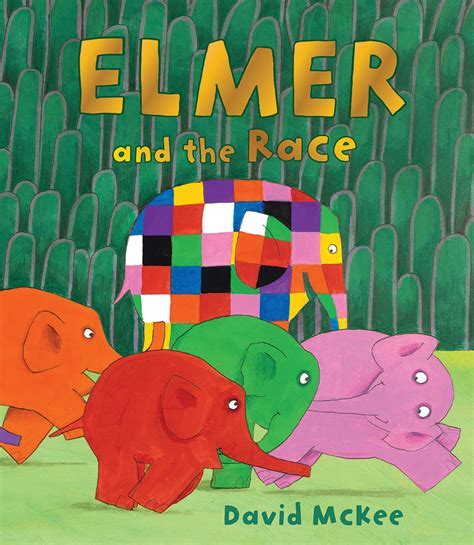 elmer and the race andersen press usa