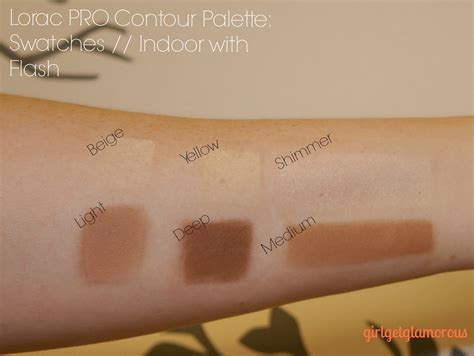 how to choose the right contour shade yourbeautycraze com lorac pro contour palette brush review swatches