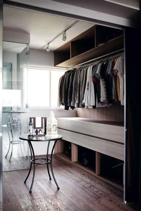 7 ways for walk in wardrobes in hdb flats discover more
