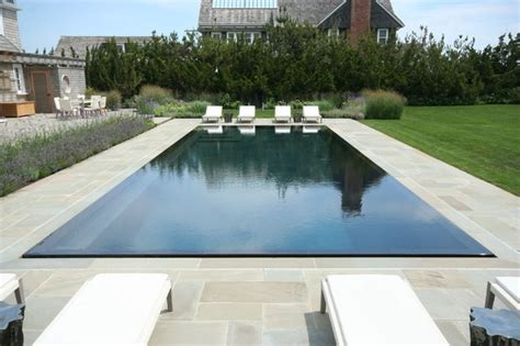 Infinity Edge Negative Edge Rimless Pools