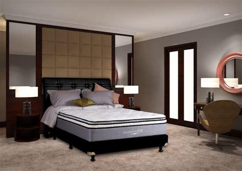 Tempat Tidur Bed Olympic kasur bed tempat tidur matras springbed airland