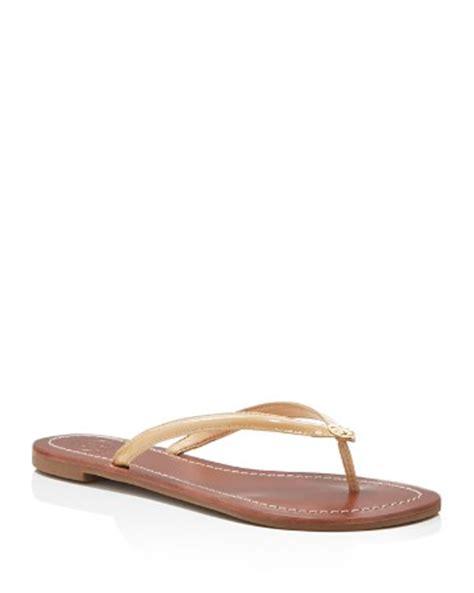 bloomingdales sandals burch terra flip flop sandals bloomingdale s