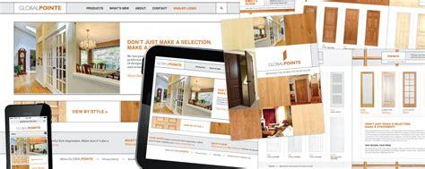 layout work cover catalog responsive website design development global