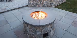 gas and wood pit outdoor gas and wood pits mike landscaping