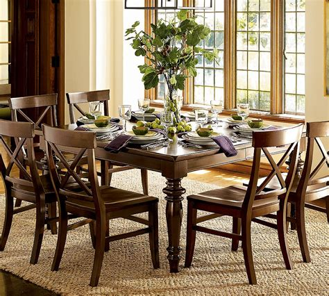 Setting Dining Room Table Dining Room Design Ideas