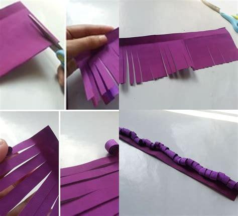 swirly paper flower tutorial wonderful diy swirly paper flowers