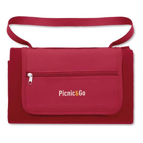 decke bedrucken picknickdecke individuell mit einem logo veredelt