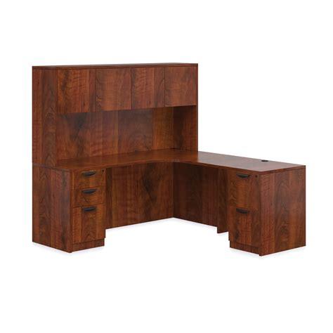 brea office desk hutch