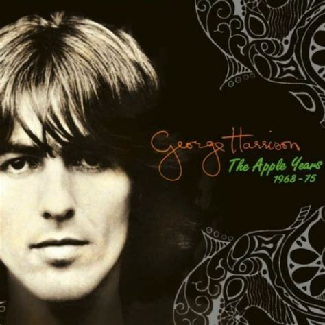 george harrison best album george harrison the apple years 1968 1975 reviews