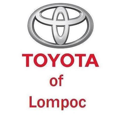 Lompoc Honda Service by Toyota Of Lompoc In Lompoc Ca 93436 Chamberofcommerce