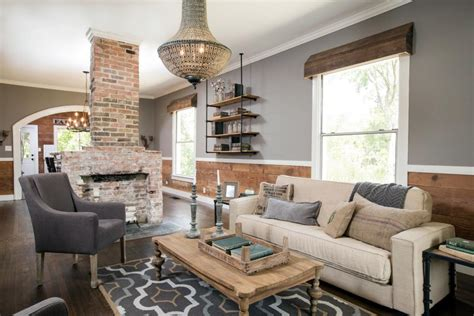 joanna gaines home design ideas decorating with shiplap ideas from hgtv s fixer upper