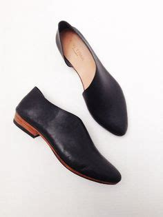 High Heels C072 details about retro oxfords womens leather flat low heels