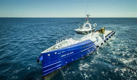 sea fox boats europe fast crew supplier 5009 jawar abu dhabi deliveries