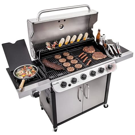 char broil performance 650 6 burner gas grill review