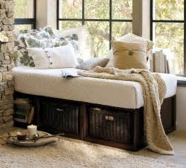pottery barn corner bed how to create a cozy reading nook l essenziale