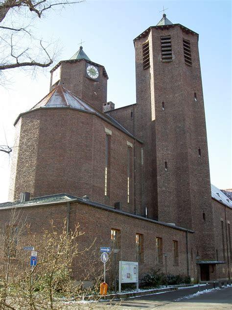 architekt memmingen memmingen kath st josef kirche erbaut 1927 bis