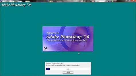 bangla tutorial adobe photoshop 7 0 download how to install adobe photoshop 7 0 bangla tutorial youtube