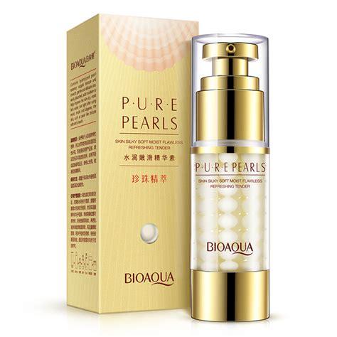 bioaqua pearl collagen hyaluronic acid serum
