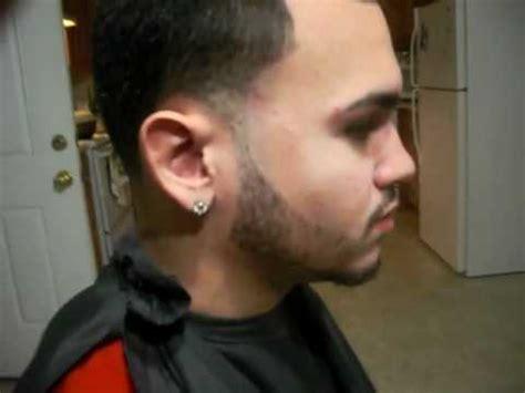 how to taper your beard taper fade w beard youtube