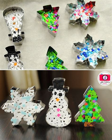 creative christmas ornaments to make 10 creative ornaments diy from cookie cutters