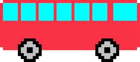 pixel car png clipart pixel art bus