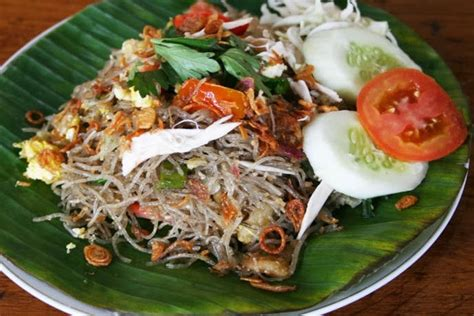 membuat mie lethek resep masakan indonesia resep mie lethek goreng