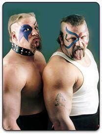 road warrior animal bench press road warriors the best wrestling page on pinterest