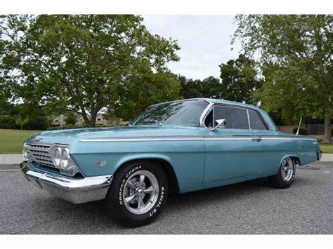 62 impala for sale 1962 chevrolet impala for sale classiccars cc 988371