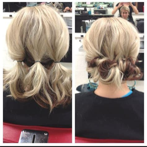peinados cortos faciles peinados f 225 ciles para pelo corto peinados hairstyles