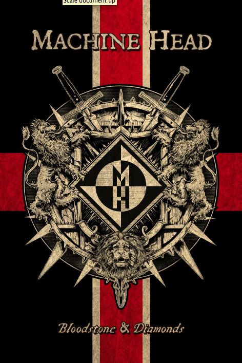 diamonds from ashes books machine announce new album details ramzine