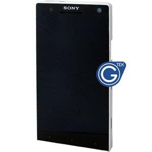 Lcd Sony Xperia S Lt 26i sony xperia s lt26i complete lcd with frame in white xperia s lt26i xperia series