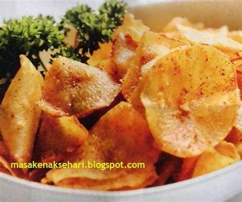 Rasa Rempah Nusantara Bumbu Lada Putih Bubuk White Pepper Powder cara membuat keripik singkong pedas renyah resep masakan